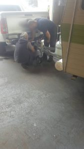 Melbourne caravan servicing