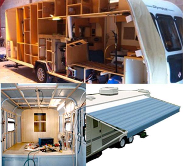Caravan Repairs Melbourne   ACE Caravan Repairs