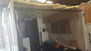 caravan insurnce repairs