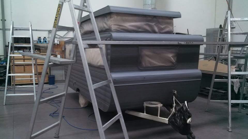 caravan renovators