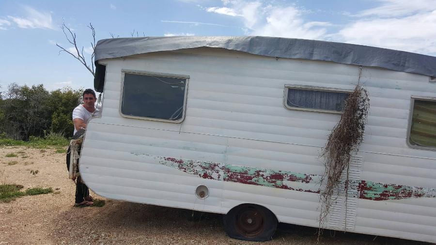 renovate a caravan