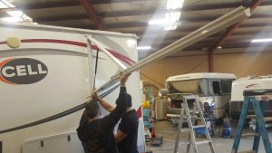 jobs with Ace Caravan repairs