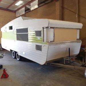 Buying a second-hand caravan