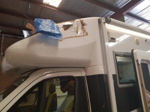Rv and Motorhome fibreglass repairs