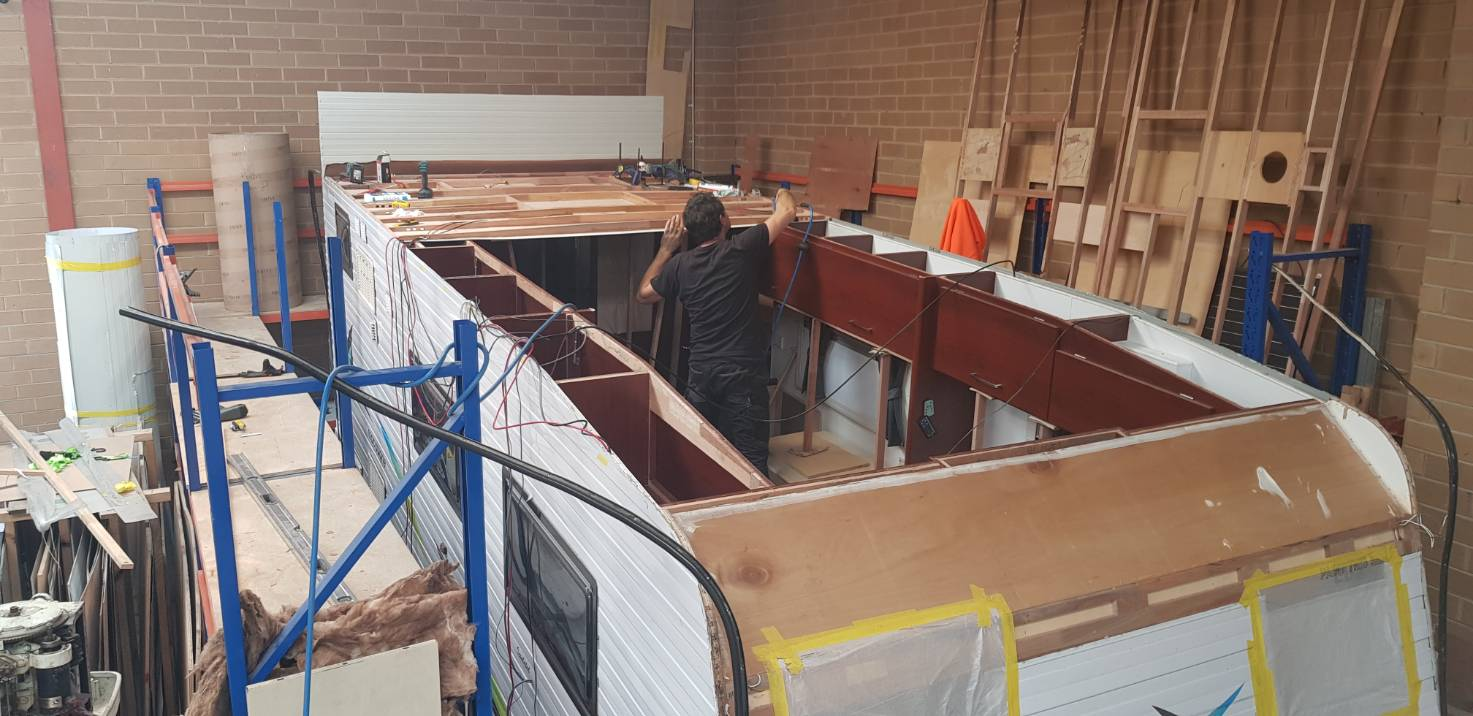 Full roof repair and replacement