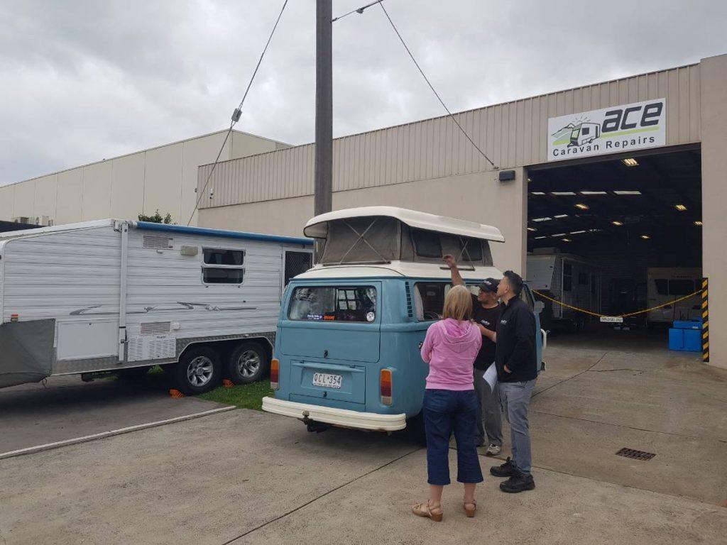 Melbourne Caravan Repairs Ace Caravan Repairs
